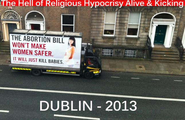 Alice Hodgson, Pro- Choice, Ireland, Abortion Bill