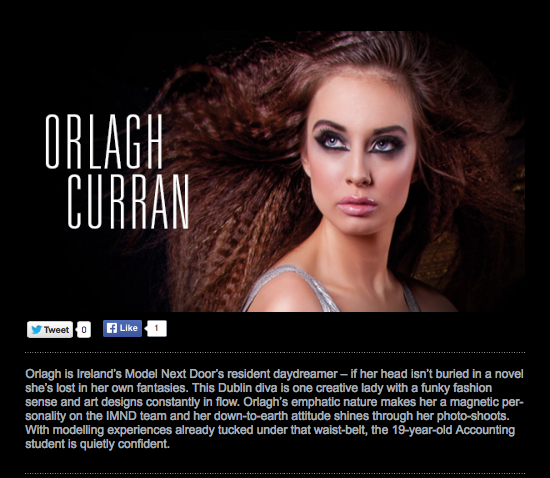 Alice Hodgson, writing services, copywriting, press release, Ireland's  Model Next Door.4